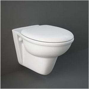 WC Rak Ceramiche Serie Karla Bianco