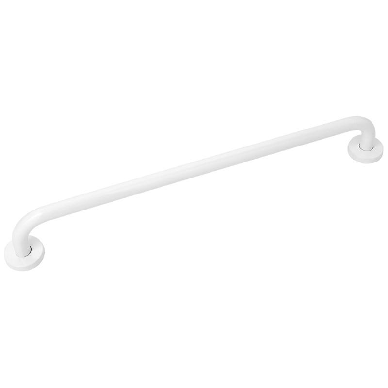 Maniglione in Acciaio Bianco 67 cm feridras 151045