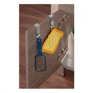 porta asciugamani dietroporta in accaio