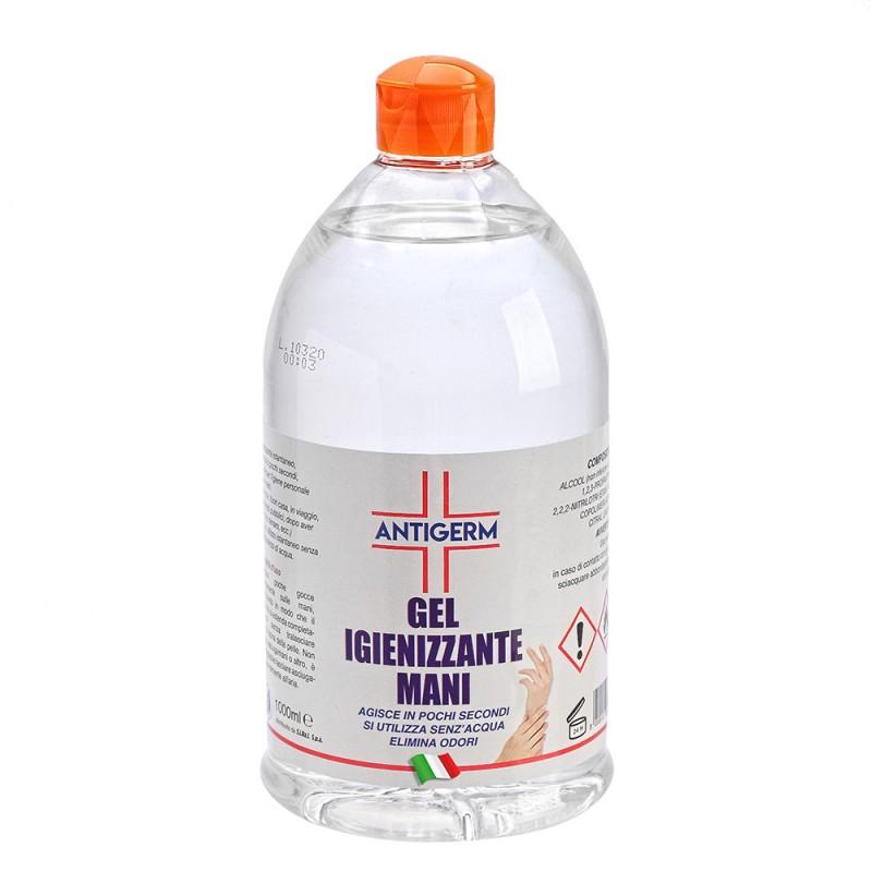 Gel Igienizzante Liquido per Mani da 500 ml