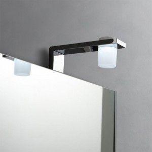 Lampada Mobile Bagno Salvaspazio da 55 cm