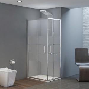 Box doccia Quadrato 80x90...