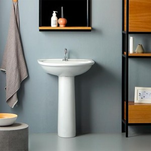 Lavabo con Colonna  in...