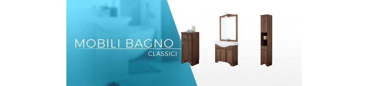 Mobili bagno classici | arte povera e shabby chic - inBagno.it