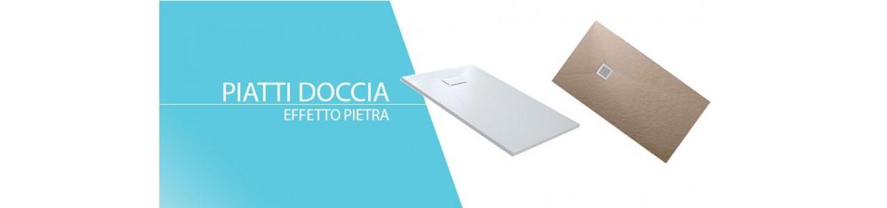 Piatti Doccia Effetto Pietra