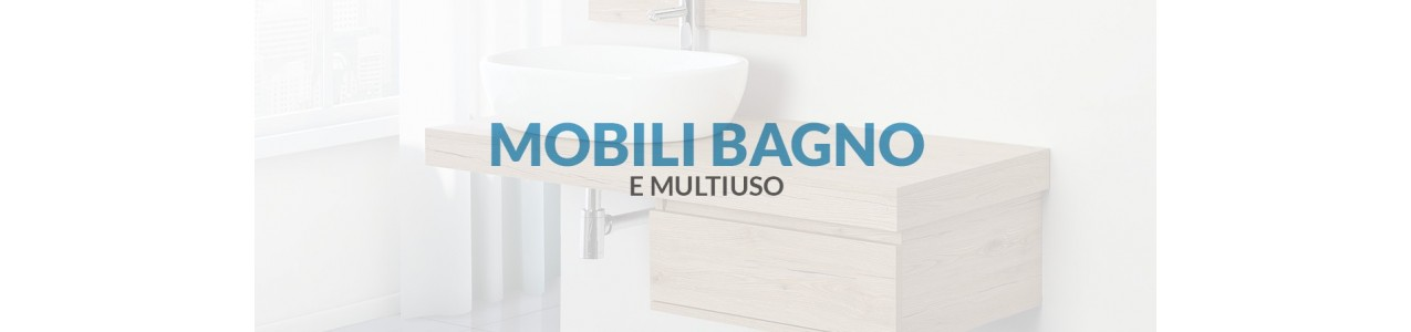 Vendita online Mobili Bagno Classici, Moderni, Multiuso e molto ...
