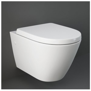 Vaso Sospeso Rak Ceramiche Collezione Resort Bianca