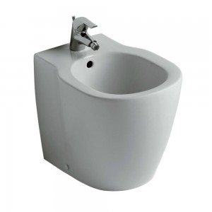 Bidet a Pavimento Ideal Standard serie Connect Colore Bianco